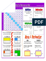 maths reference mat