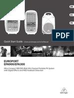 Epa300 Epa900 Qsg Ww