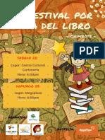 1er. Festival Por El Dia Del Libro