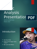 slcc music 1010 presentation