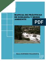 Manual de prácticas de ecologia y medio ambiente