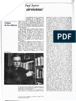 Sartre - Genet
