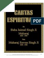 Cartas Espirituales de Baba Jaimal Singh Ji Maharaj Para Sawan Singh Ji Maharaj