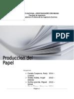 PRODUCCION DEL PAPEL.docx