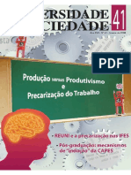 Revista Universidade e Sociedade 41