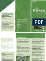 Using Greywater