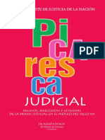 La Picaresca Judicial Scjn