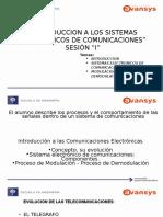 Comunicaciones Electronicas - i