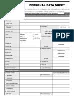 CS Form No. 212 revised Personal Data Sheet 2.xlsx
