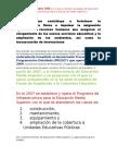 ACUERDO Número 478 Por El Que Se Emiten Las Reglas de Operación Del Programa de Infraestructura Para La Educación Media Superior