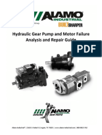 252 Ai Hydraulic Gear Pump and Motor Failure Analysis Repair Guide 9-23-16