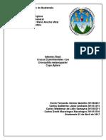 Informe Final Drodophila