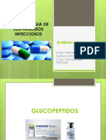 Antimicrobianos II Glucopeptidos Polipeptidos y Tetraciclinas