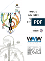 (4) Waste Industry and Its Potential