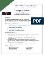 yahya CV (1)