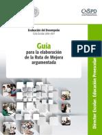 60 0 E3 GUIA a DIRPRE.pdf Directivo de Educacion Prees
