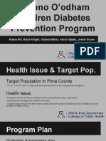 cph 350 program plan