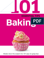 101 Essential Tips Baking
