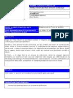 Programa Introduccion a La Escritura Del Guion Audiovisual PDF 332 Kb