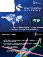 STAR-CCM+ Rotorcraft Design & Analysis Capabilities