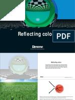 Book Reflecting Colour