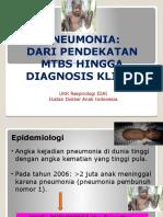 Materi Tatalaksana Pneumonia Idai