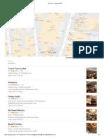 Free Wifi - Google Maps