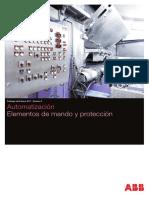 Volumen 5 ABB Catálogo Tarifa 2017  Elementos de Mando y Proteccion