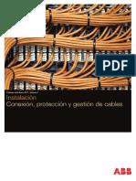 Volumen 4 ABB Catálogo Tarifa 2017 Conexion Protección y Gestión de Cables