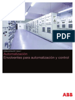 Volumen 7 ABB Catálogo Tarifa 2017 Envolventes Para Automatizacion y Control