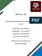 problem statement - final portfolio - draft 3