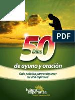 50 Dias de Ayuno y Oracion