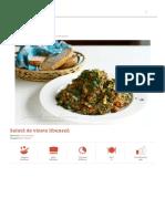 Salată de Vinete Libaneză _ Retete CA La Mama