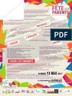 Programme 13 Mai