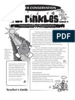 Sprinkles 4 - Water Conservation