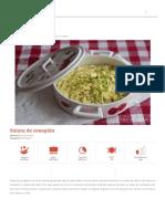 Salata de Conopida _ Retete CA La Mama