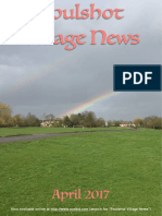 Poulshot Village News - April 2017