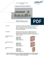 Technical Data Sheet MAS Element Z-Block (1)