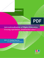 Egron-Polak, E., & Hudson, R. (2014). Internationalization of Higher Education
