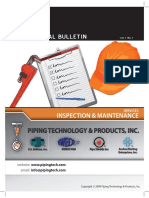 Inspection&Maintenance