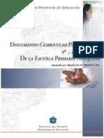 Primer_Ciclo_Res_ Nº_1864_05_CPE Documento Curricular Primer Ciclo Escuela Primaria Neuquina