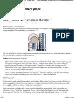 Mesh, Definisi dan Konversi ke Milimeter.pdf