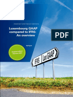 GAAP and IFRS Compared Feb 2014