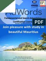 Google Adwords Training International DIgital