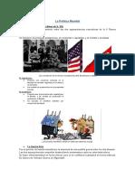 la politica mundial  pdf