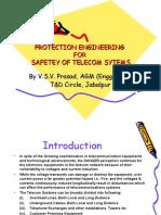 Protection Engineering Telecom Ckts-Vsvp Part 1