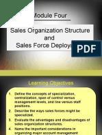 Ch 4 Slaes Strategy1