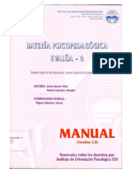 Manual Evalua 0