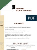 Merch Policy Shopper's Stop