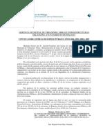 ANUNCIO LISTAS DEFINITIVAS OEP2004 2007